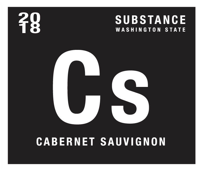 2018 Charles Smith Substance Cs Cabernet Sauvignon