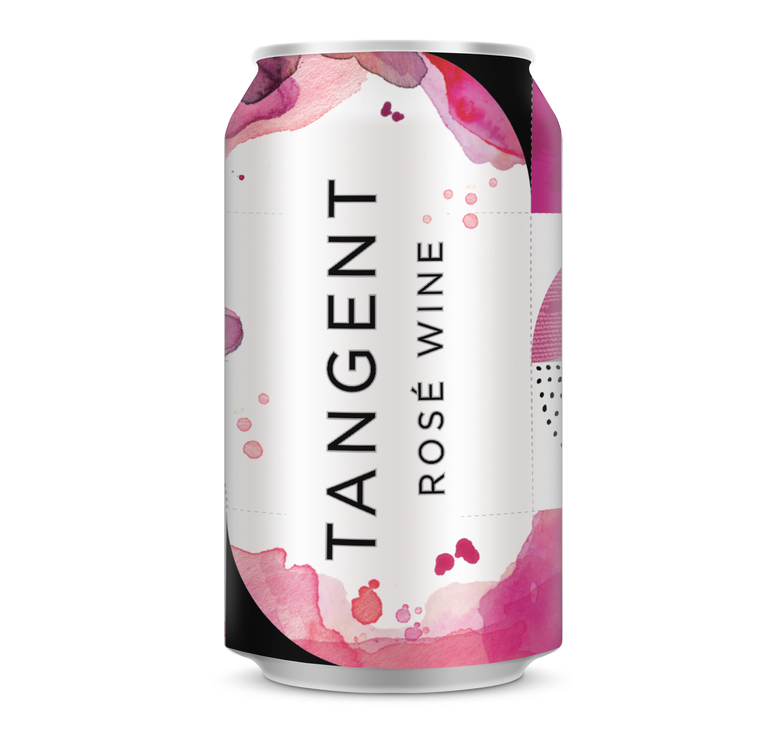Tangent Rose Paragon Vineyard 375 ml Can