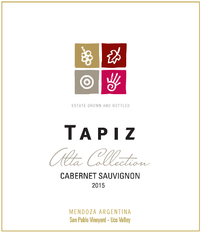 2015 Tapiz Alta Collection Cabernet Sauvignon