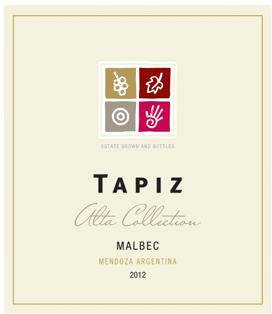 2014 Tapiz Malbec Alta Collection