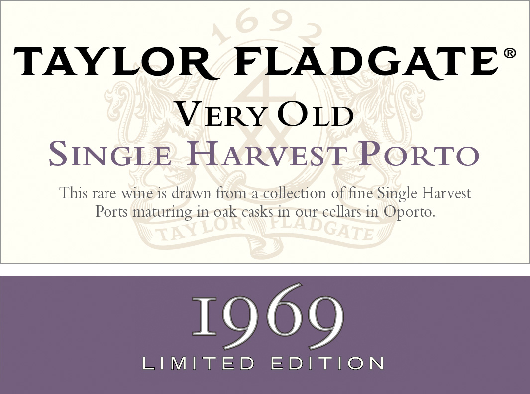 Taylor Fladgate Very Old Single Harvest Porto
