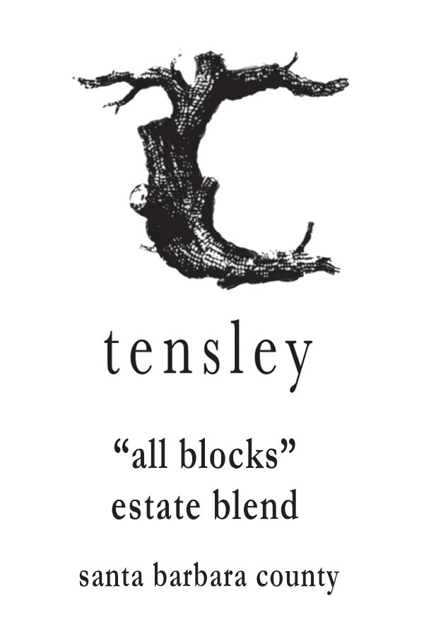 2015 Tensley All Blocks Estate Red Blend