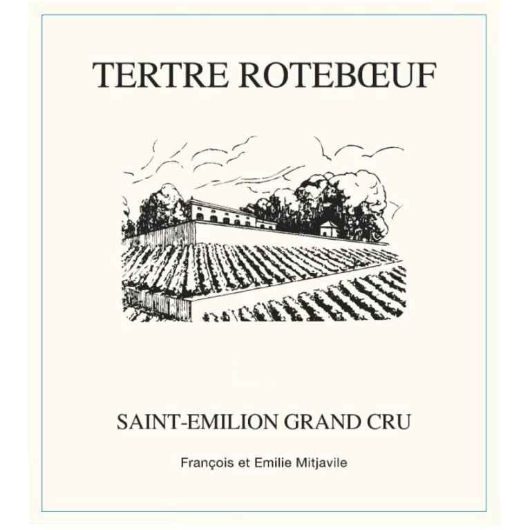 2005 Chateau Tertre Roteboeuf