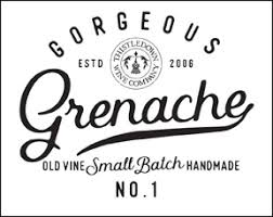 2018 Thistledown Grenache Gorgeous Old Vine Small Batch No. 1