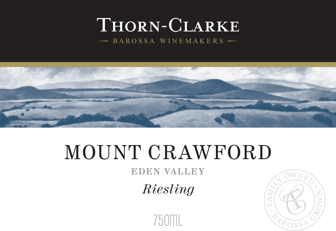 Thorn-Clarke Riesling Mount Crawford
