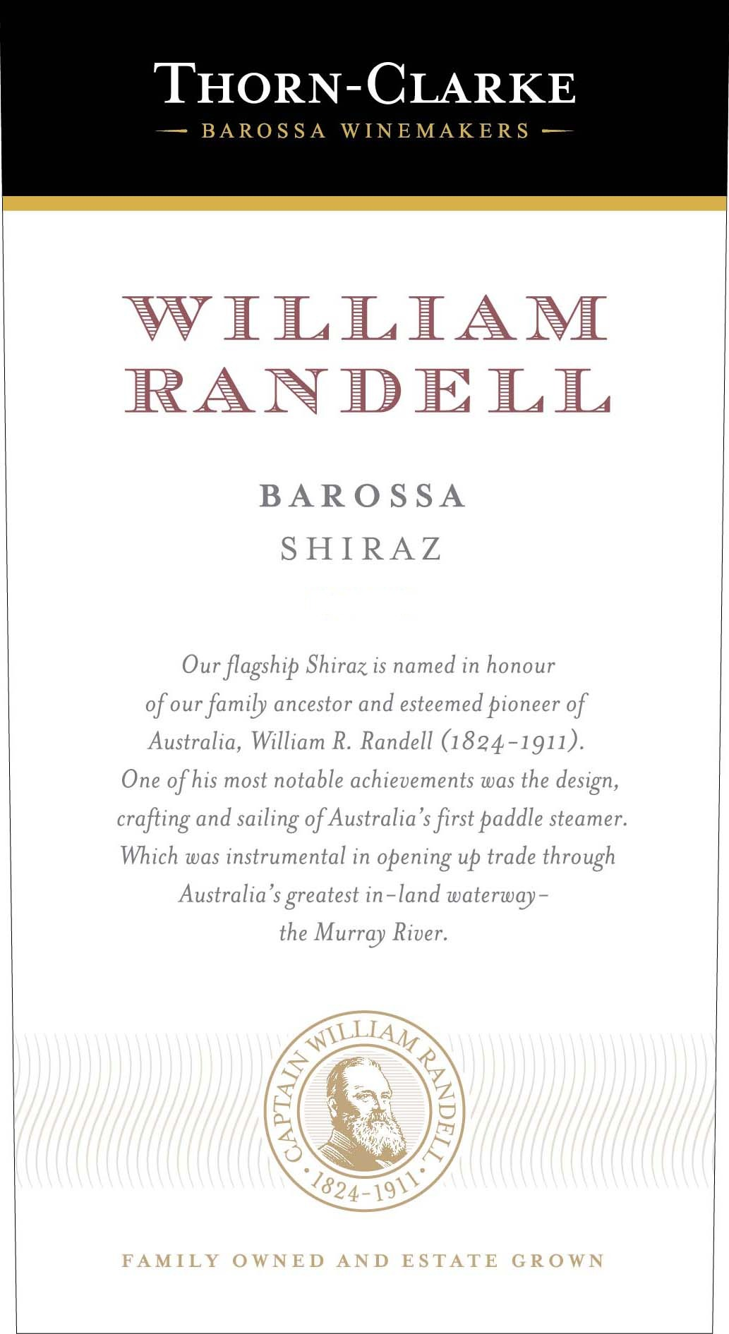 Thorn-Clarke William Randell Shiraz