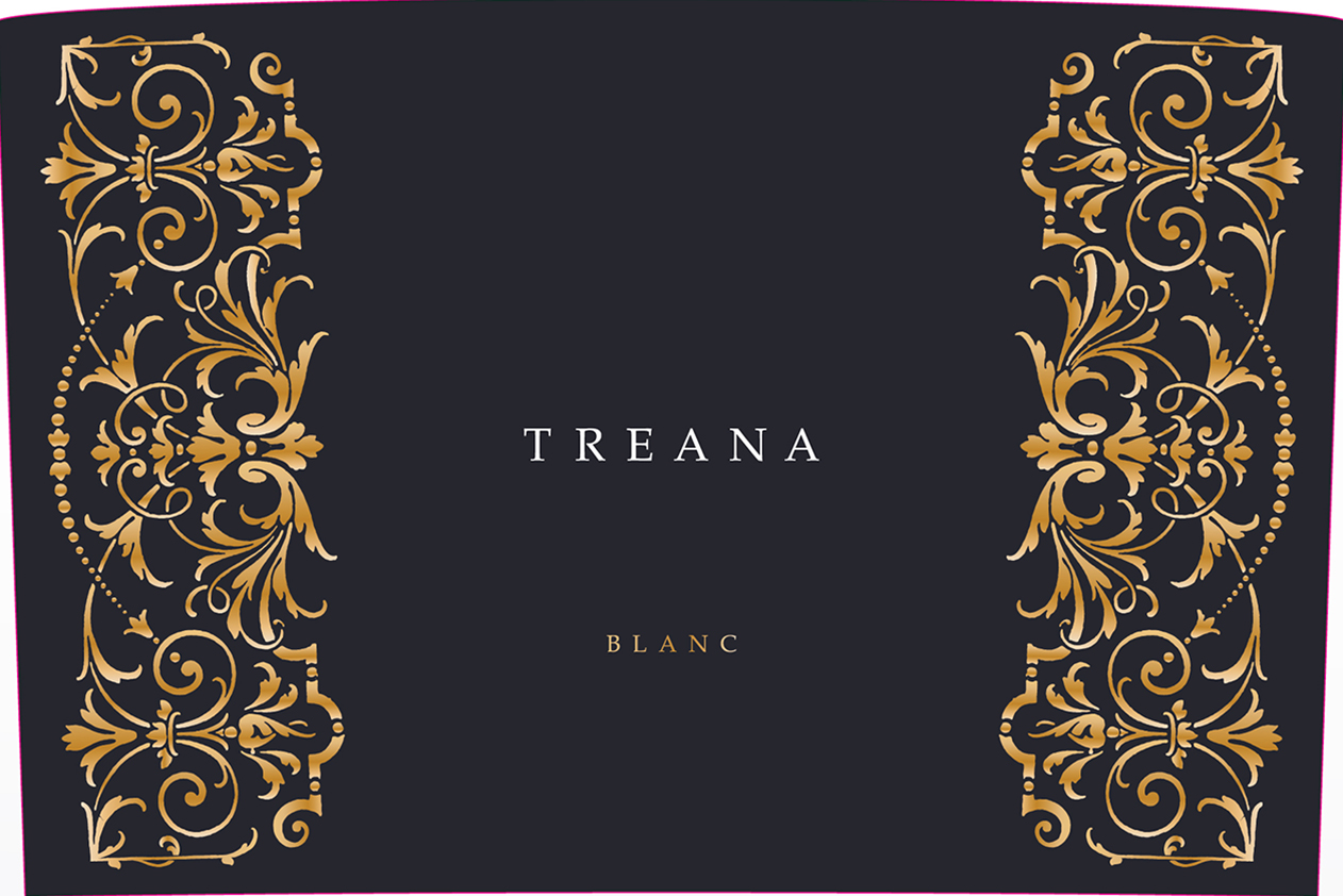 Treana White Blend Mer Soleil Vineyard
