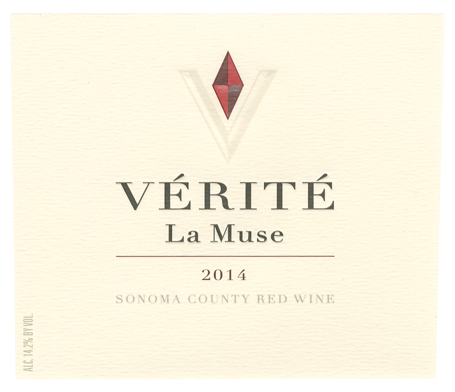 Verite La Muse Proprietary Red Blend