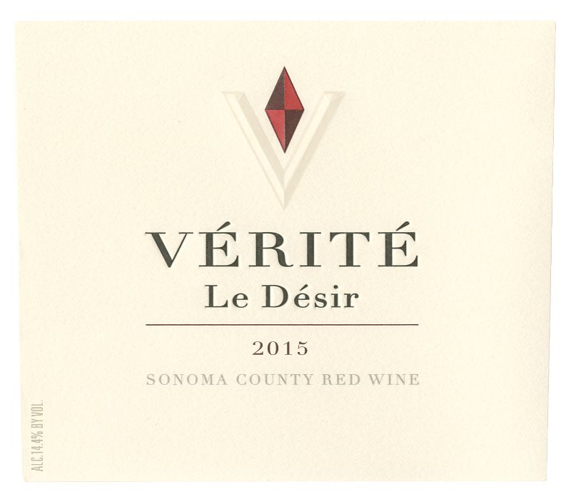 Verite Le Desir Proprietary Red Blend