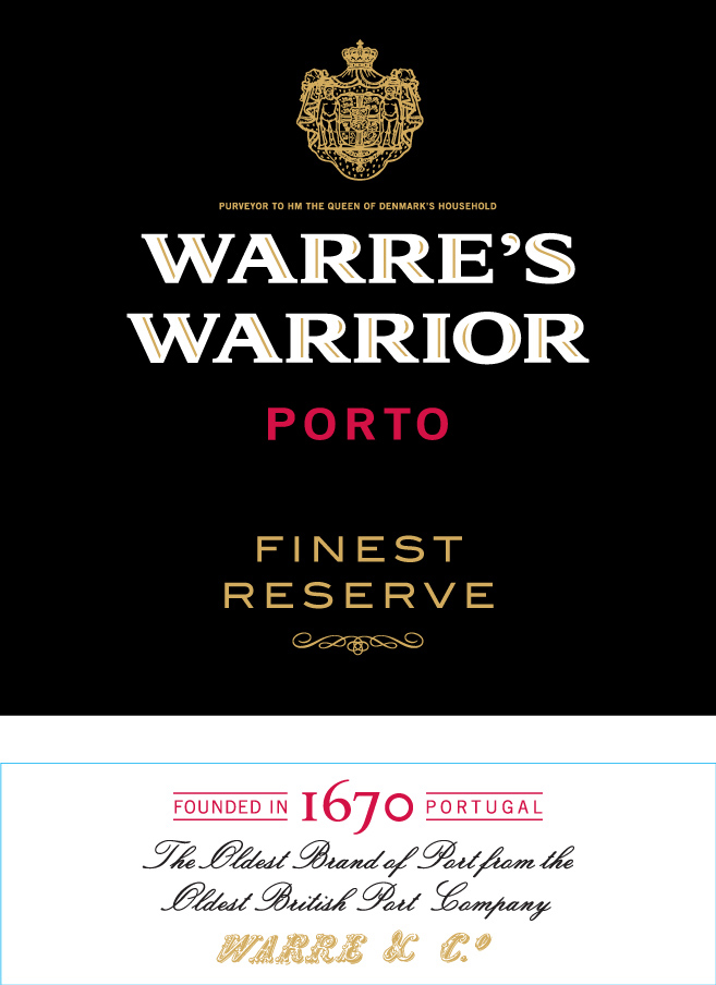 Warre's Warrior Special Reserve Port 375 ml