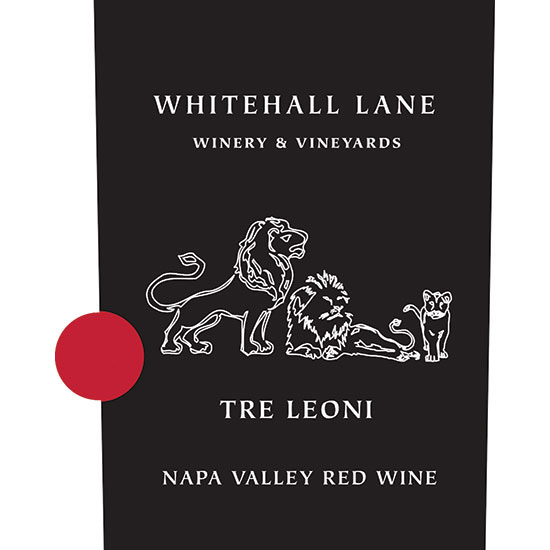 2014 Whitehall Lane Tre Leoni Red Blend