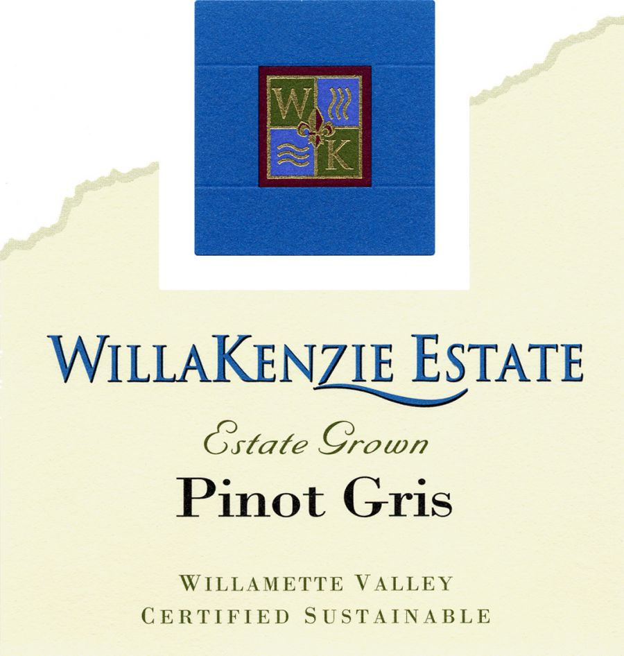 2017 Willakenzie Estate Pinot Gris