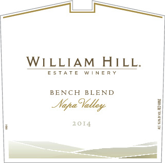 William Hill Bench Blend Proprietary Red Blend