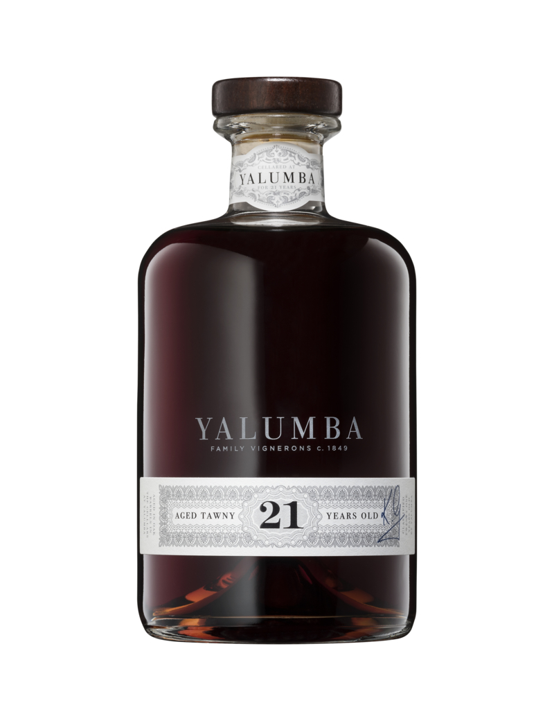 N.V. Yalumba Aged Tawny 21 Years Old 500 ml